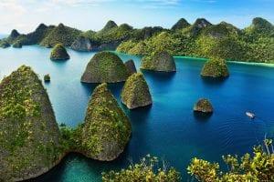 Indonesia e Raja Ampat