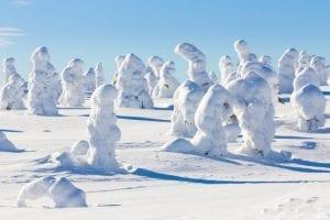 Svezia Winter